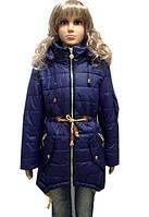 Подростковая демисезонная куртка из плащевки