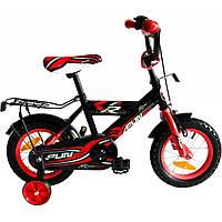 """Детский велосипед Alexis-Babymix 12"""" R888-12 Red (18429)"""