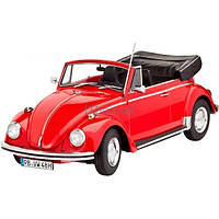 Сборная модель Revell VW Beetle Cabriolet 1970 1:24 (7078)