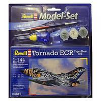 Сборная модель Revell Многоцелевой боевой самолет Tornado ECR Tigermeet 2011 1:144 (64846)