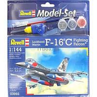 Сборная модель Revell Самолет F-16C USAF 1:144 (63992)