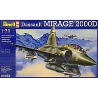 Сборная модель Revell Многоцелевой истребитель Mirage 2000D 1:72 (4893)