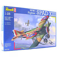 Сборная модель Revell Самолет Spad XIII WW1 Fighter 1:28 (4730)