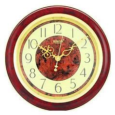 Годинники настінні Rikon 4451 Red