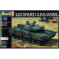 Сборная модель Revell Танк Leopard 2A5 / A5NL 1:72 (3187)