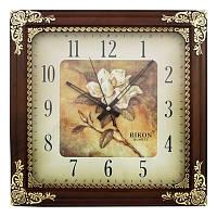 Часы настенные Rikon 14851 Brown