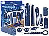 Набор игрушек для взрослых Midnight Blue