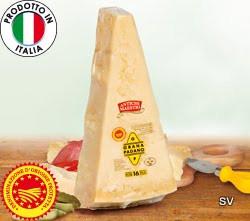 Сыр твердый Grana Padano (Грана Падано) из Италии, 1 кг.