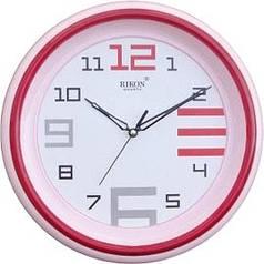 Годинники настінні Rikon 1451 -F Pink
