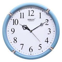 Годинники настінні Rikon 521 Blue