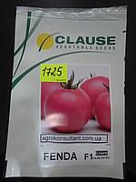 Семена томата Фенда F1 (Clause) 1000 семян — ранний (60-65 дней), РОЗОВЫЙ, круглый, индетерминантный.