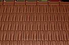 Керамическая черепица TONDACH Танго+ коричневая ангоба, фото 2