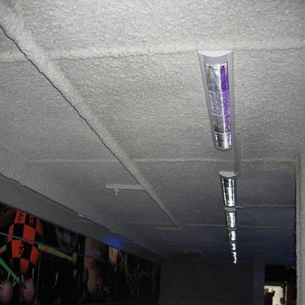 Sonaspray FCX Бесшовное акустическое покрытие, фото 2