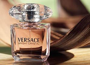 Versace Bright Crystal туалетная вода 90 ml. (Версаче Брайт Кристалл), фото 3