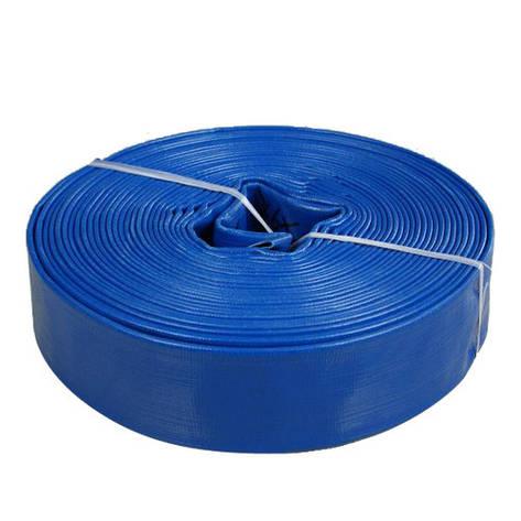 Шланг для насосов 50 мм 50 м Champion CP-820  Шланг для насосів и мотопомп (ткань, д50мм) 50м, фото 2