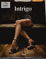 Чулки  Intrigo Lima (сетка)