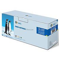 Картридж G&G для HP Color LaserJet CP3525n/CP3520 CM3530fs/Canon 732 Yell (G&G-CE252A)