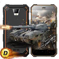 Защищенный смартфон Nomu S10 Orange 2gb\16gb,ip68, Android 6.0,5000 mah