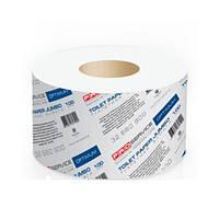 Pro Optimum, бумага туалетная макулатурная Джамбо (серая) 90x190/60 100м