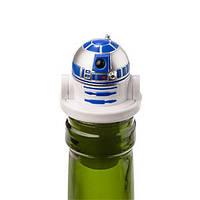 Пробка для винной бутылки в виде дроида R2-D2