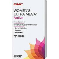 GNC WOMENS ULTRA MEGA ACTIVE 90 caplets
