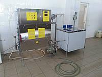 Пастеризатор молока на 500 л УЗМ-0,5Е