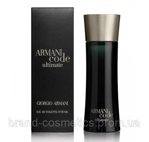Туалетная вода мужская Giorgio Armani Code Ultimate