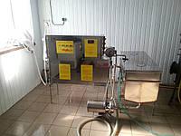Пастеризатор молока 300 л/ч УЗМ-0,3Р