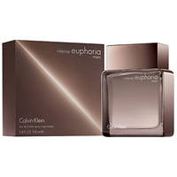 Мужская туалетная вода Calvin Klein Euphoria Intense for Men (Кельвин Кляйн Эйфория Интенс фо мен)