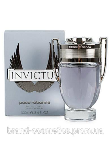 Мужская туалетная вода Paco Rabanne Invictus 100 мл