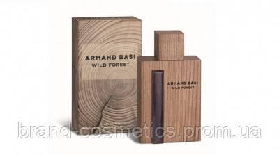 Мужской парфюм Armand Basi Wild Forest