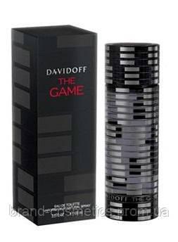 Туалетная вода для мужчин The Game Davidoff