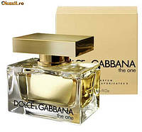 Парфюмированная вода для женщин Dolce&Gabbana The One Women (Дольче Габбана зе Ван)