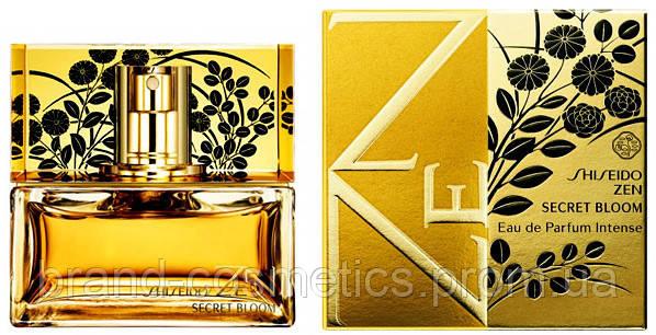 Женская парфюмированная вода Shiseido Zen Secret Bloom