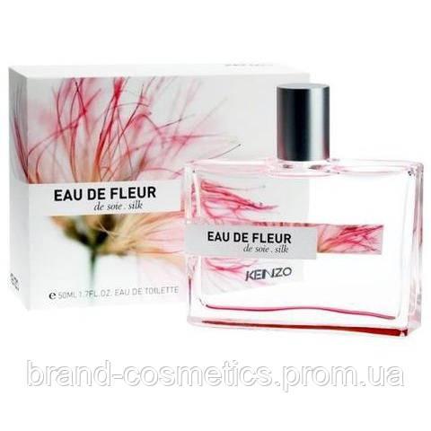 Женская туалетная вода Kenzo Eau De Fleur Soie Silk EDT