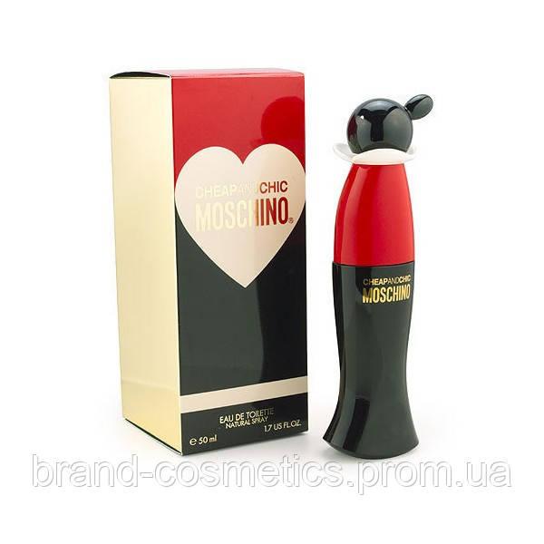 Жіноча парфумована вода Moschino Cheap and Chic