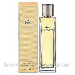 Женская парфюмированная вода Lacoste Pour Femme 50 мл