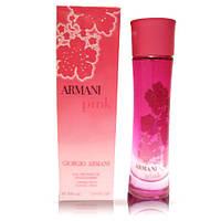Женская туалетная вода Armani Mania Pink (Армани Маниа Пинк)