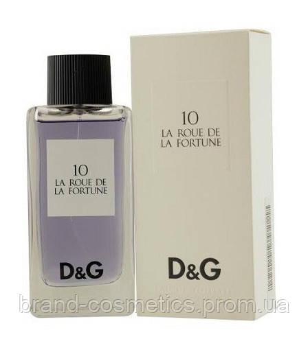 Женская туалетная вода D&G Anthology La Roue de La Fortune 10