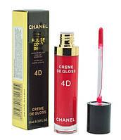 Блеск для губ Chanel Rouge COCO Shine 4D