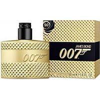 Мужская туалетная вода James Bond 007 Gold Edition