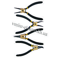 Набор съемников стопорных колец Sigma 4 шт 180 мм