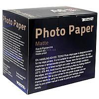 Бумага Tecno 10x15cm 230g 500 pack Matte, Premium Photo Paper CB (PM 230 A6 CP500)