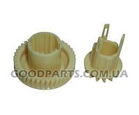 Шестерни (2 шт) редуктора мотора для ломтерезки Bosch 151728