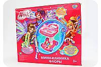 Игровой медицинский набор Winx «Мини-клиника Флоры»