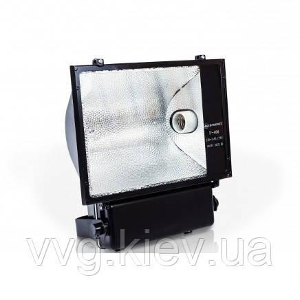 Корпус прожектора ЕВРОСВЕТ F-400 черный (000027585)