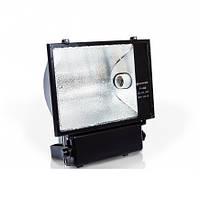 Корпус прожектора ЕВРОСВЕТ F-400 черный (000027585), фото 1