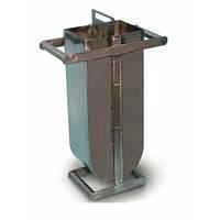 U-образный ящик для самоуплотняющегося бетона