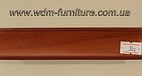 Плинтус кухонный яблоня лок.темная L=3000