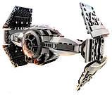 Конструктор  Star Wars Улучшенный Прототип TIE Истребителя 10373 , фото 2